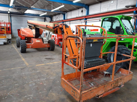 Picture of a JLG M600JP
