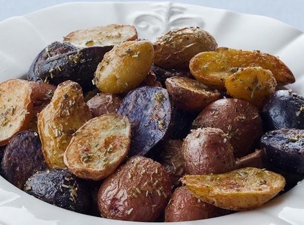 Roasted Fingerling Potatoes Recipe