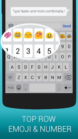 Emoji Keyboard -Cute,Emoticons 1.2.5.0 screenshot 131266