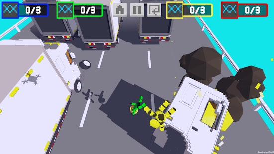 Download Robot Battle 1-4 player offline mutliplayer game For PC Windows and Mac apk screenshot 21