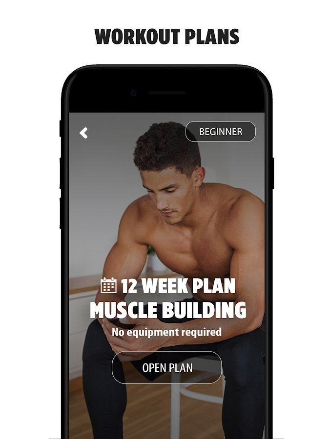 Madbarz - Bodyweight Workouts- screenshot