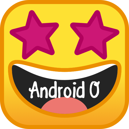 Emoji of the Android O Style