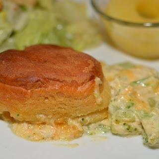 Biscuit & Chicken Casserole