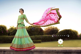 Photo: CODE: 13004 LEHENGA . Price : USD 129