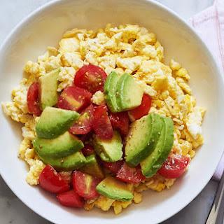 Tomato Avocado Breakfast Recipes