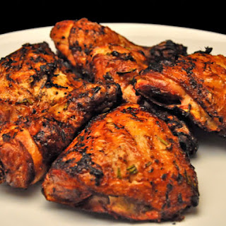 Lemon, Rosemary Grilled Chicken