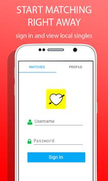 string dating app