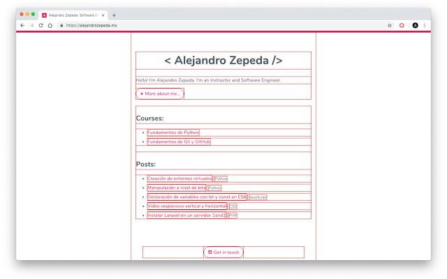 Outline Chrome Extension