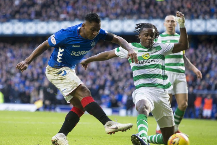 Celtic wint 'Old Firm' in slotfase, Rode Duivel valt geblesseerd uit