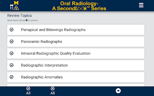 Oral Radiology - SecondLook- screenshot thumbnail
