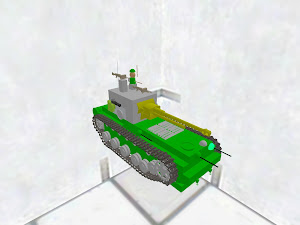 IS-7 Super Heavy Tank Proto.7