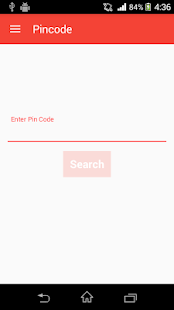 Post Office Search - Pincode Database- screenshot thumbnail