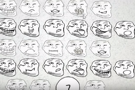 Guide for Trollface Quest - náhled
