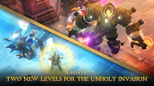 Dungeon Hunter 5 u2013 Action RPG 4.9.0n screenshots 2