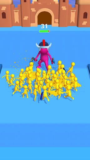 Stickman Fighting Run 3D: Epic battle  screenshots 5