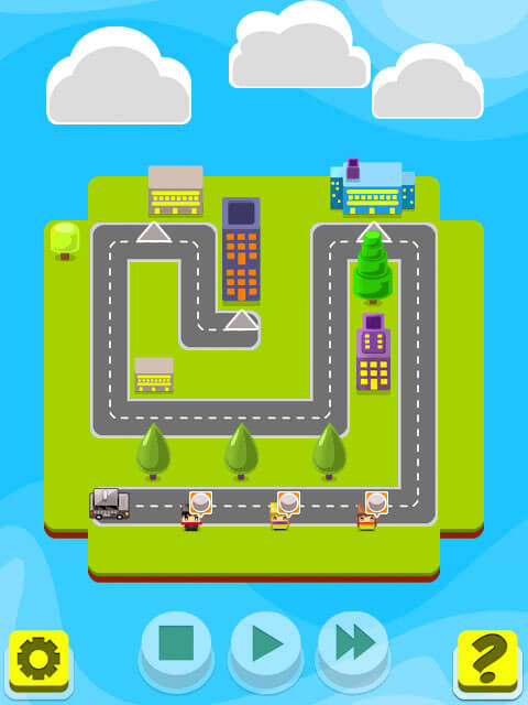 New HTML5 Game: Taxi Pickup - MarketJS Blog