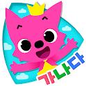 핑크퐁! 가나다 한글 icon