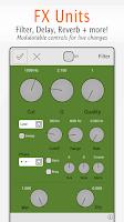 Screenshot of Generative Music Generator