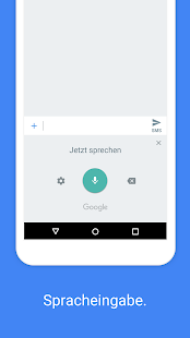 Gboard – die Google-Tastatur Screenshot