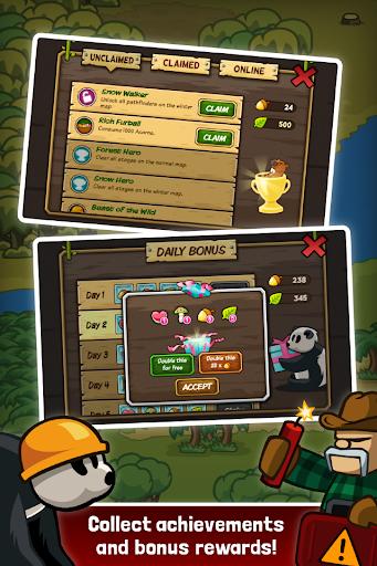 Lumberwhack: Defend the Wild screenshots 5