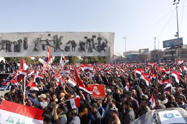عقب إجتماع القوى السياسية.. المتظاهرون يؤكدون: نرفض قراراتكم ونطالب برحيلكم