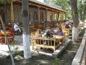 Photo: Bukhara - Tea House