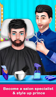 Shave Prince Beard Hair Salon – Barber Shop Game 5