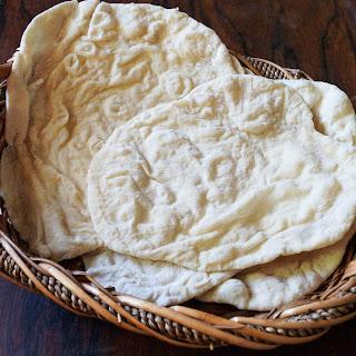 Lavash (Armenian Flatbread).