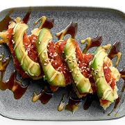 Tuna Crunch (4 pcs)