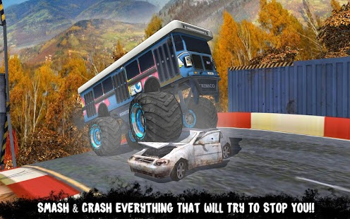 AEN City Bus Stunt Arena 17 Hack for the game