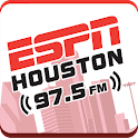 ESPN Houston 97.5 FM icon
