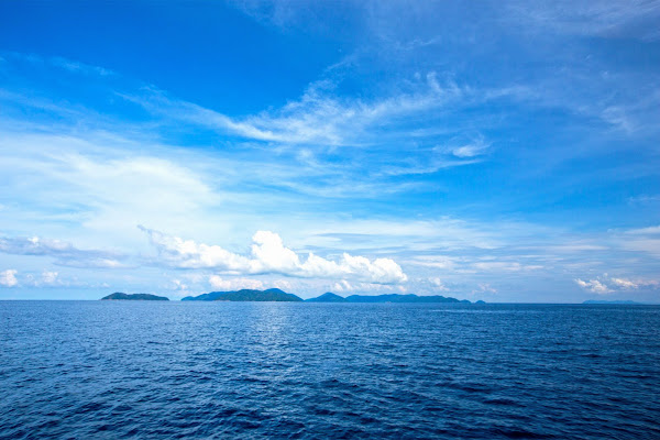 Cruise to Surin Islands from Khao Lak
