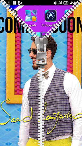 Saad Lamjared Zipper Unlock