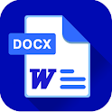 Word Office - Docx, Slide, Excel, PDF Edit & View icon