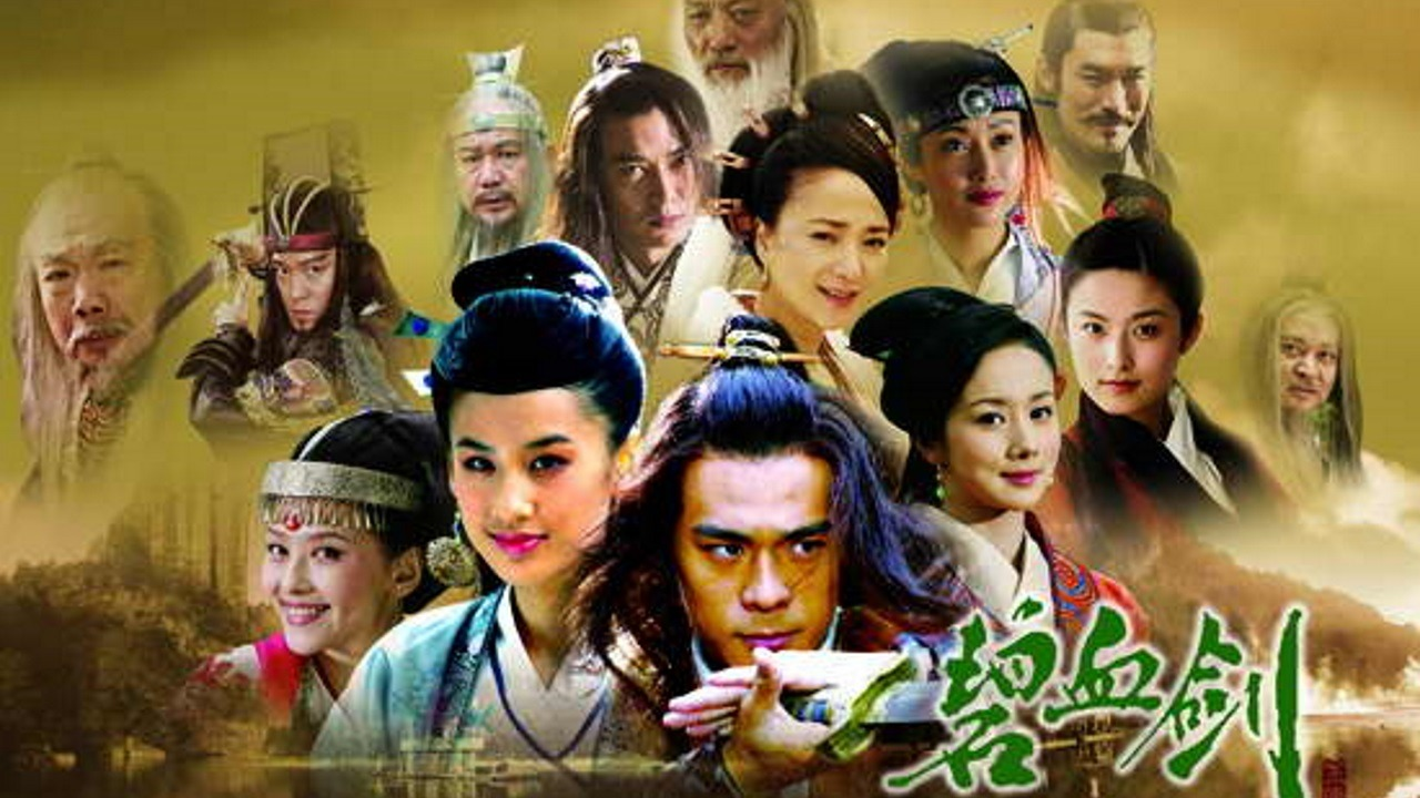 Top 10 phim kiếm hiệp Kim Dung hay nhất