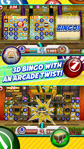 Cannonball Bingo: Free Bingo with a New 3D Twist  screenshots EasyGameCheats.pro 2