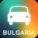 Bulgaria GPS Navigation icon