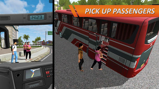 Bus Simulator Indonesia apkdebit screenshots 3