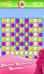 Candy Crush Jelly Saga MOD APK (Unlimited Lives) 2