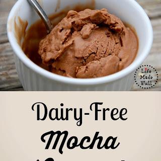 Mocha Coconut Ice Cream.