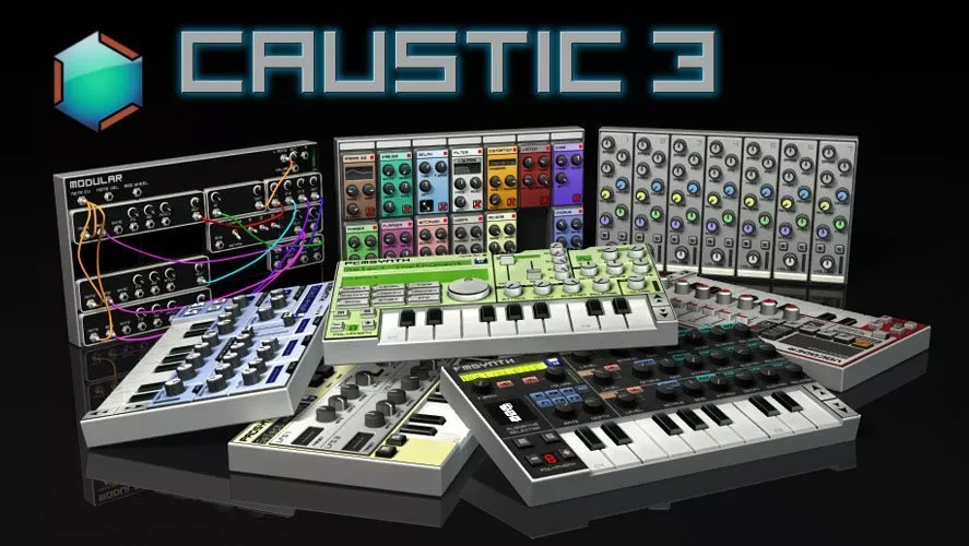 caustic 3 free drum vst