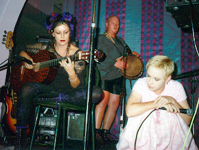 Photo: Blood Party - live at the Treasury 1996