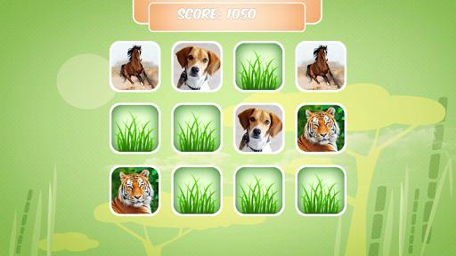 子供のための動物のゲーム - マインド·ゲーム