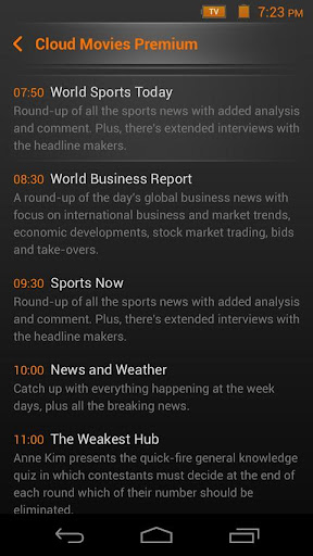 TV-On-Go Doordarshan India 1.0.6343 screenshots 3