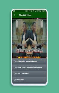 Download Lagu Andmesh Offline - Lirik For PC Windows and Mac apk screenshot 5