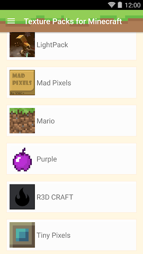 Texture Packs for Minecraft|玩生產應用App免費|玩APPs