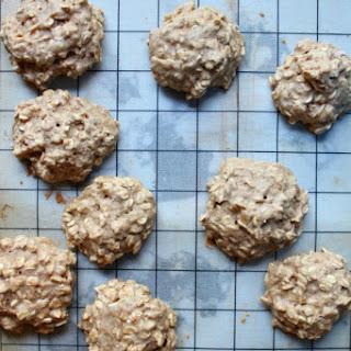 Oatmeal Applesauce Cookies.