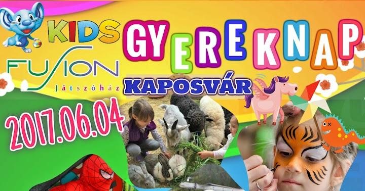 Gyermeknap Kaposvár 2017