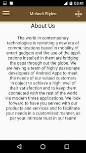 Hands Mehndi Designs screenshot