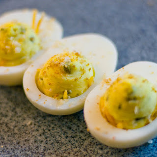 Diego Deviled Eggs